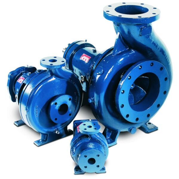Heavy Duty End Suction Pumps