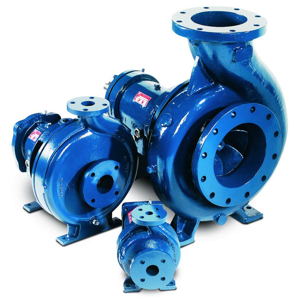 Heavy Duty End Suction Pumps