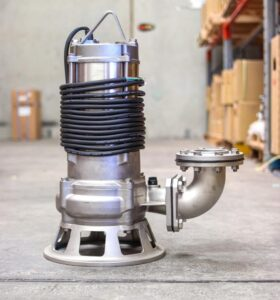 Fastflo Submersible Pump