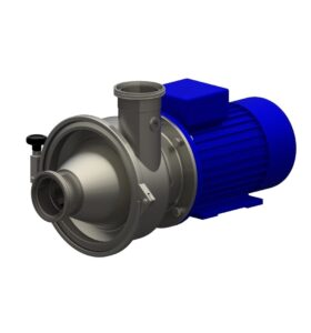 Screw Channel Pumps