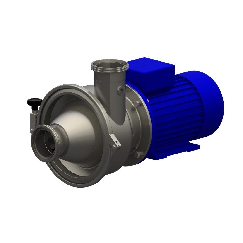 Screw Channel Pumps