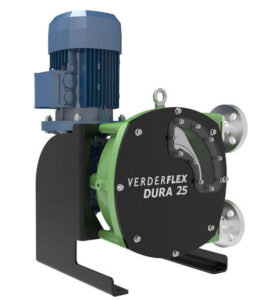 Verderflex Dura 25 Peristaltic Pump