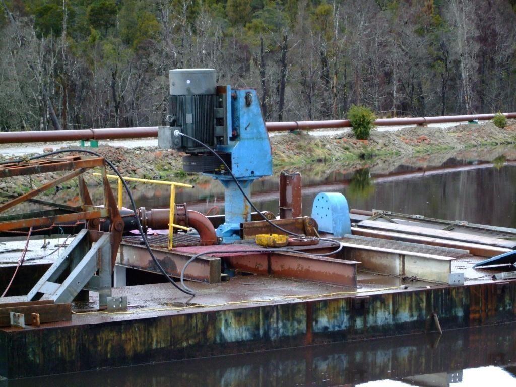 Coal Mine Fines Pumping