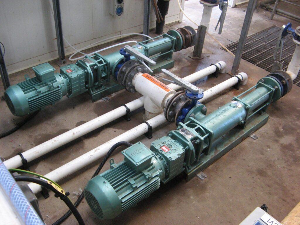 Dry Dock Waste Water