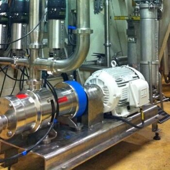 Pumping golden syrup with a Twin Screw Pump