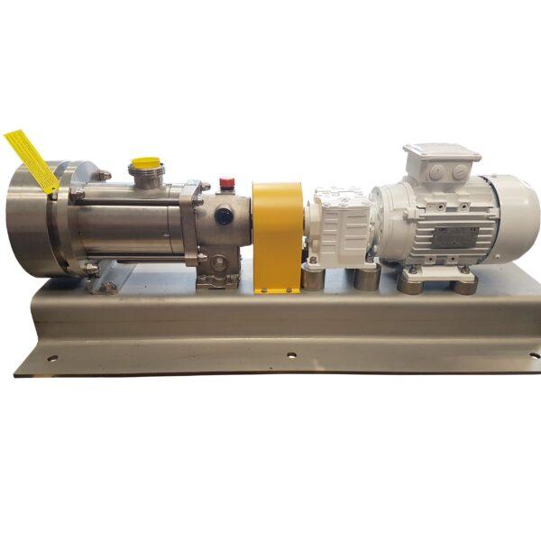 Mouvex Eccentric Disc replaces Lobe Pump