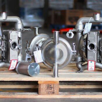 Wilden SS Pumps
