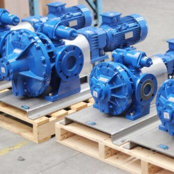 Mouvex A-Series Pumpsets