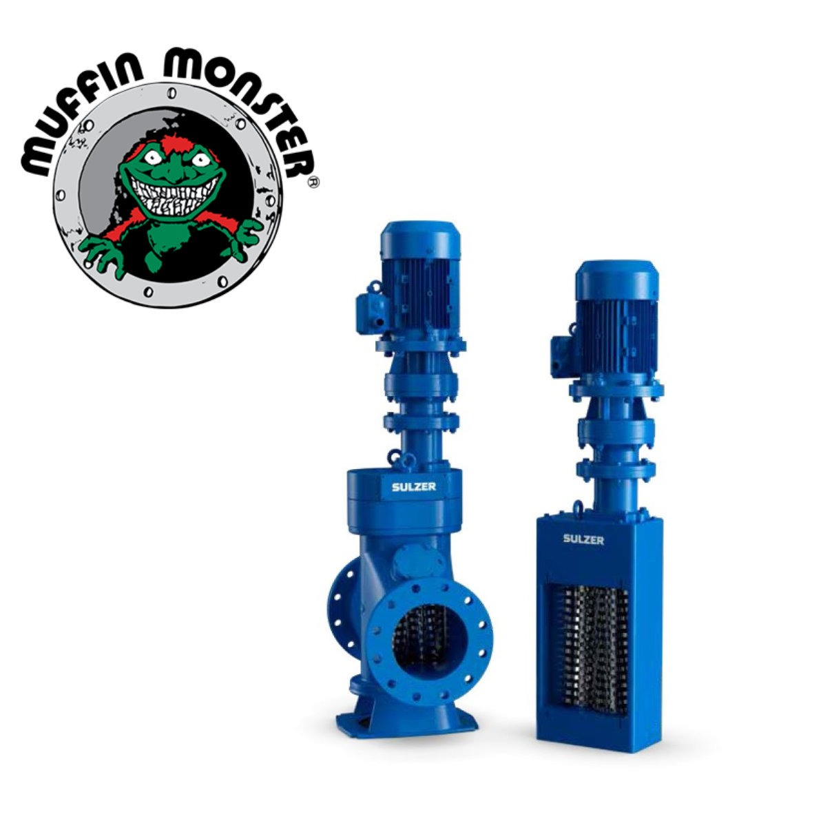 Muffin Monster by Sulzer | New Zealand | Pump and Valve Specialties