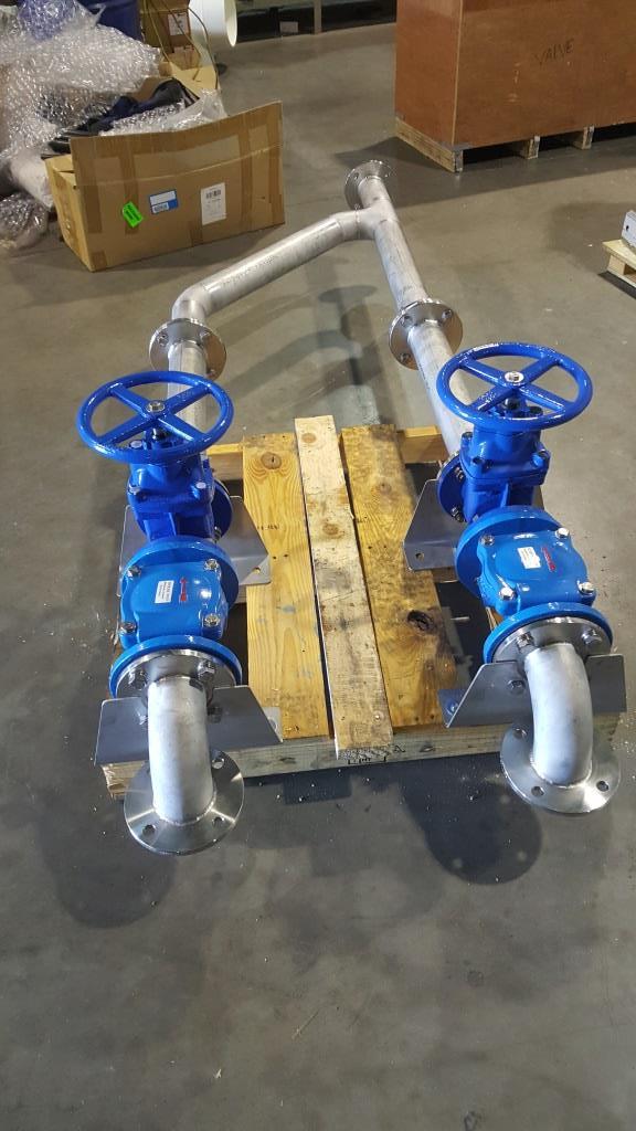 Chonny Crescent valves