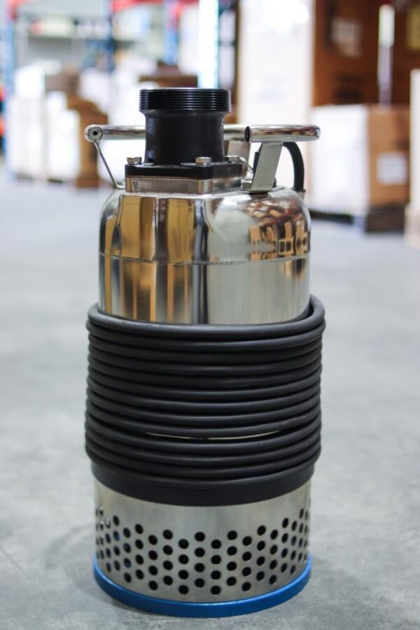 Fastflo Dewatering Pump Photo S/S P&V