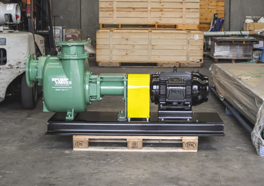 Victor Self-Priming Centrifugal Pump