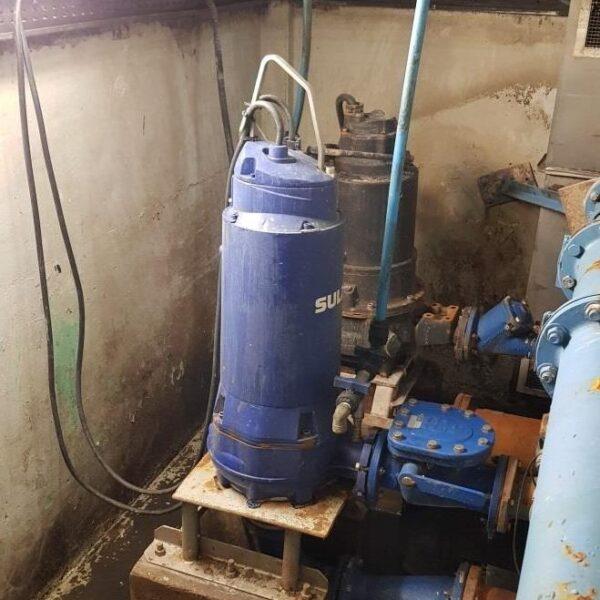 Sulzer Pump replaces a Flygt