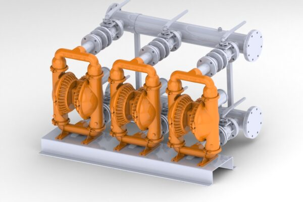 Wilden Pump Set 2