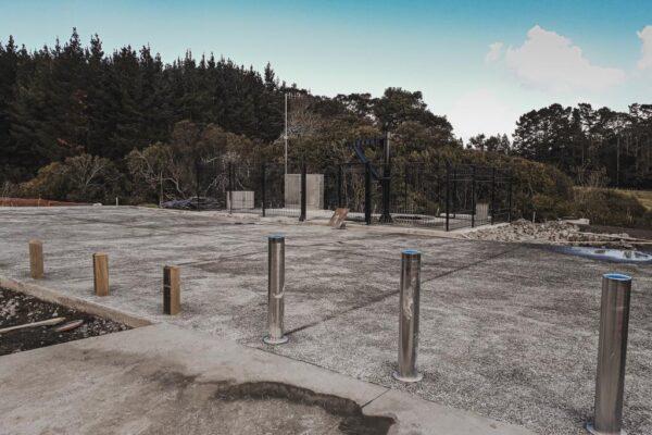 Auckland Civil Pumpstation for 150 lots