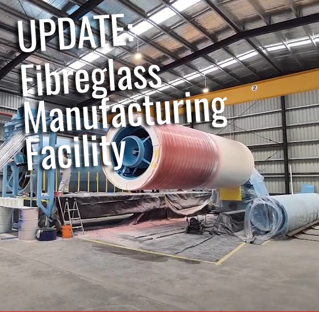 Fibreglass Manufacturing Facility
