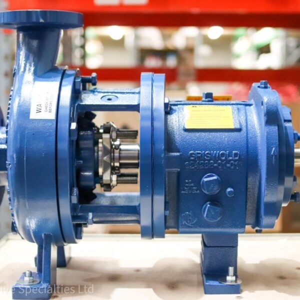 Griswold ANSI Pump Inside View