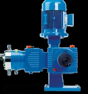 Ecoflow Diaphragm Pumps from LEWA