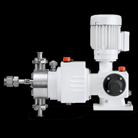 Ecoflow Hygienic Sanitary Pumps from LEWA
