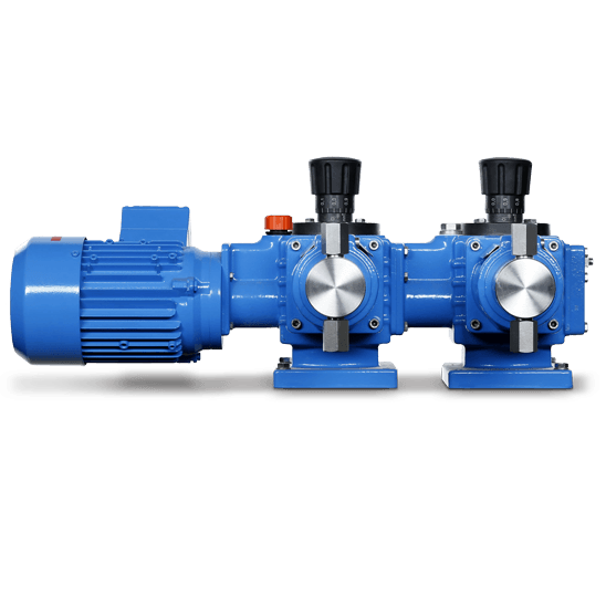 Ecoflow Plunger Pumps from LEWA