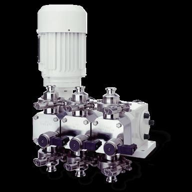 LEWA Ecodos Sanitary Metering Pumps
