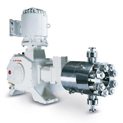 LEWA Ecodos Low Pressure Reciprocating Positive Displacement Sanitary Pumps