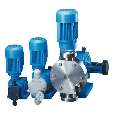 LEWA Ecodos Low Pressure Reciprocating Positive Displacement Universal Pumps