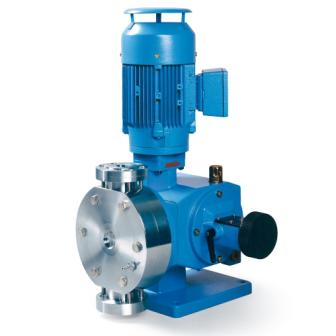 LEWA Ecodos Low Pressure Reciprocating Positive Displacement Universal Metering Pumps