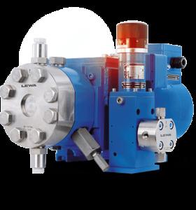 LEWA Micro Metering Pumps