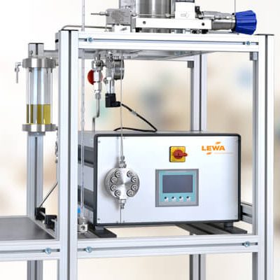 LEWA Micro Metering Reciprocating Pumps - Controller