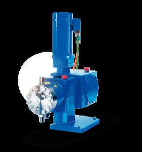 LEWA Intellidrive - Reciprocating Positive Displacement Metering Pumps