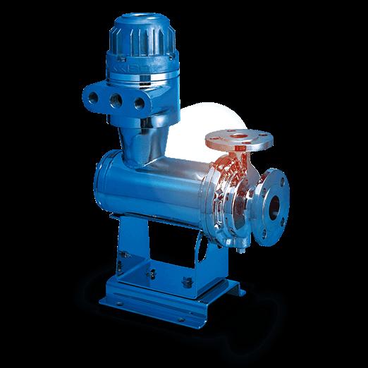 Nikkiso Non-Seal Pump